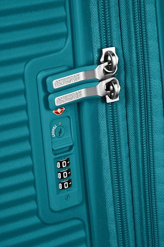 American Tourister Soundbox 32G002 jade green