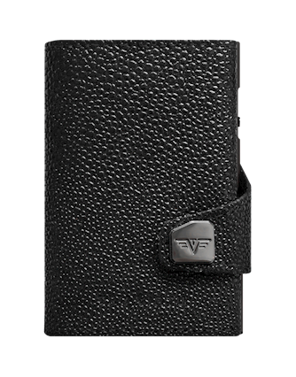 Click & Slide Wallet Special Edition Sting Ray Black