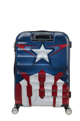 American Tourister 31C005 Marvel Capitain America