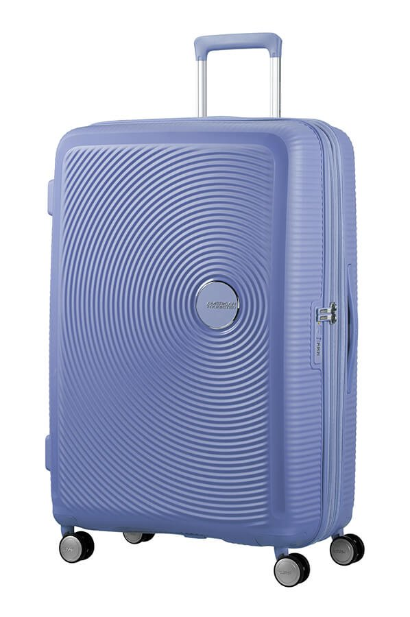 American Tourister Soundbox 32G003 denim blue